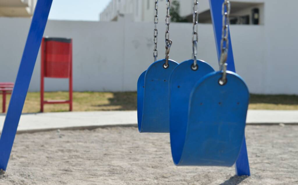 How Dirty are Playgrounds