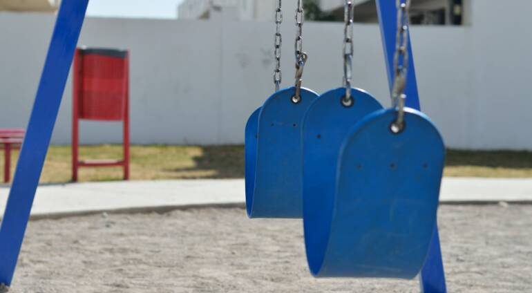 Just How Dirty Are Playgrounds?